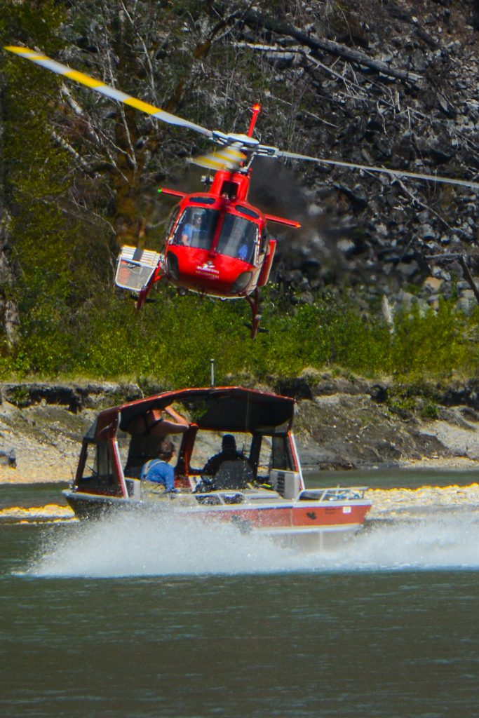 Heli and Boat Experiences